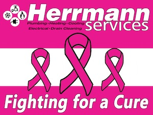Hermman Services and our customers help raise money for Pink Ribbon Girls of Cincinnati.