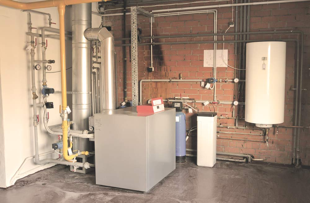 furnace tune-up and maintenance