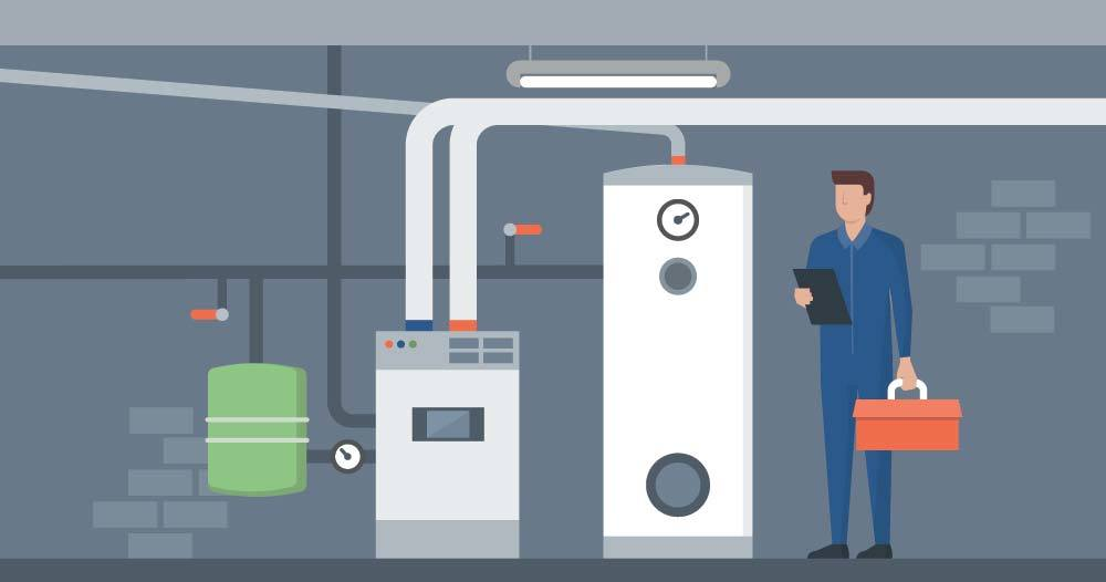 prevent carbon monoxide poisoning with furnace tune up
