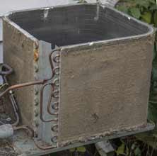 old air conditioner always running