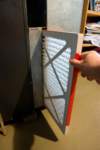 how to change your furnace filter