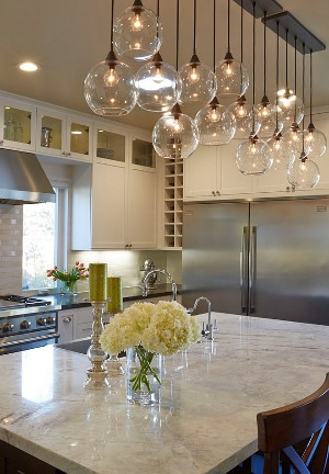 hanging lights or pendant lighting for your kitchen