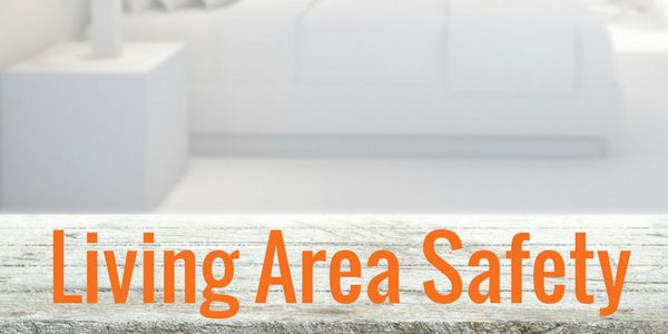Living Room and Bedroom Safety Tips