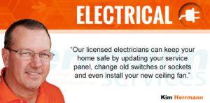 Electrical repairs installs cincinnati area