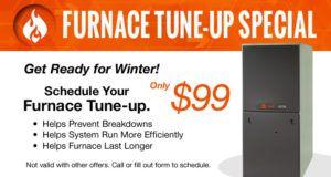 cincinnati furnace tune-up coupon